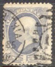 US Stamp # 206 – Benjamin Franklin – American Bank Note Issue