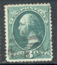 US Stamp # 207 – George Washington – American Bank Note Issue