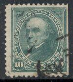 US Stamp # 273 – Daniel Webster – 1895 Regular Issue