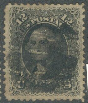 US Stamp #   69 – George Washington – National Bank Note Issue