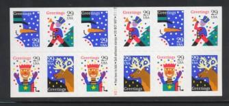 US Stamp #2802a MNH – Snow Scenes Self Adhesive